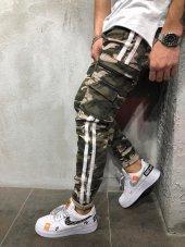 2y Kamuflaj Kargo Pantolon In War Slim Fit