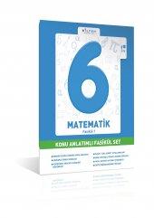 Bilfen 6. Sınıf Matematik Konu Anlatım (7 Fasikül)
