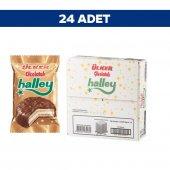 ülker Halley Tekli Sandviç Bisküvi 30 Gr X 24