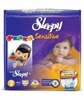 Sleepy Sensitive 2 Numara Mini Pepee 68 Adet (3 6 Kg)