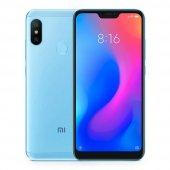 Xiaomi Mi A2 Lite 32 Gb 3 Gb Snapdragon 625 İthalat&ccedil I Firma Garantili Mavi Cep Telefonu