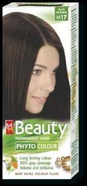 Beauty Doğal Bitkisel Saç Boyası M17 (Koyu Kahve)