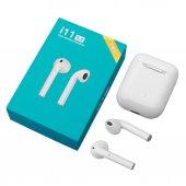 I11 Tws Mikrofonlu Çift 5.0 İos Android Bluetooth ...