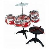 Jazz Drum Bateri Seti 3+yaş