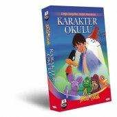 Karakter Okulu 1. Set Akıllı Çocuk 9 Vcd Çizgi Film