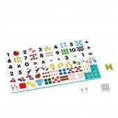 Resimli Puzzle 67 Prç (Rakamlar)