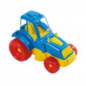 Lüks Traktör