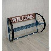 Vitale Bisiklet Aski Welcome Raflı Vestiyer