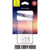 Huaweı P20 5d Full Kaplayan Zore Fiber Nano Kırılmaz Cam İdeal Telefon