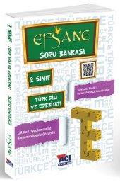 Açı Yayınları 9. Sınıf Türk Dili Ve Edebiyat Efsane Soru Bankası