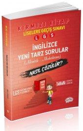Editör 8.sınıf Lgs İngilizce Mantık Ve Muhakeme Soruları Nasıl Çö