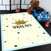 Isimli Yıldız Çocuk Odası Halıları