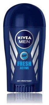 Nivea Deo Stick Erkek Deodorant Fresh Active 40ml