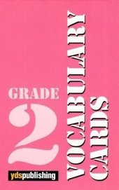 Ydspublishing Yayınları Grade 2 Vocabulary Cards