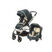 Baby2go Viber Lx 8050 Yeşil Bebek Arabası