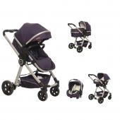 Baby2go Power Plus (3 Renk) Travel Bebek Arabası 2018 Model