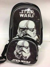 Star Wars Okul Ve Beslenme Çantası