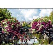 1000 Parça Puzzle Bisikletler Süper Fiyat
