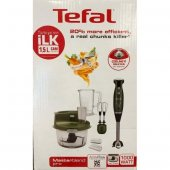 Tefal Masterblend Activflow Pro 1000w Cam Blender Seti Yeşil Renk