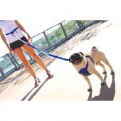 Ezydog 825 Lrr25r Leashes Road Runner Zero Shock Köpek Gezdirme K