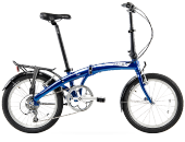 Dahon Mu D10 20 J. Tıagra 10 V.mavi 2018