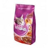 Whiskas Biftekli Havuçlu Kuru Kedi Maması 3,8 Kg