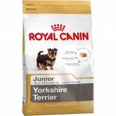 Royal Canin Yorkshire Terrier Junior Yavru Köpek Maması 1,5 Kg