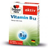 Doppelherz Aktiv Vitamin B12 45 Tablet Skt 01 2020...
