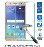 Samsung Grand Prime Plus Kırılmaz Temperli Cam Ekran Koruyucu