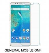 General Mobile Gm4 Kırılmaz Temperli Cam Ekran Koruyucu