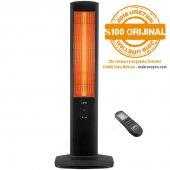 Ufo Micatronic Uk 2300 Watt İnfrared Isıtıcı 100 Orijinal Ürün
