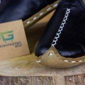 Gaziantep Çocuk Yemeni Ayakkabı Lacivert Renkli