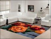 Sh 2018022 Consepthome Elegance Güller 3d Dekoratif Modern Halı