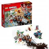 Lego 10760 Juniors Underminer Banka Soygunu