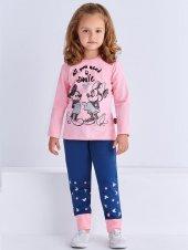 Rp D4005 Mıckey Mouse Kız Çocuk Pijama 5 8 Yaş