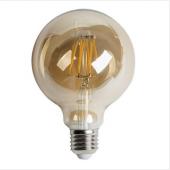 Cata Ct 4286 6 Watt Rustik Led Işık Ampul G90 Glop