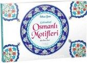 Geleneksel Osmanlı Motifleri Anti Stres Yetişkin Boya Kitabı