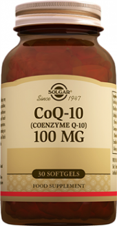 Solgar Coq 10 100 Mg 60 Softgel Skt 12 2021