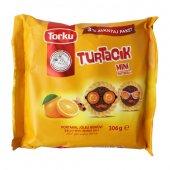Torku Bisküvi Turtacık Portakallı 306 Gr
