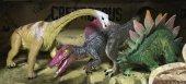 Dinazor Set 3 Lü Orijinal Cretaceous