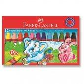 Faber Castell Pastel Boya 12 Renk