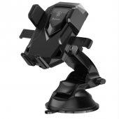 Baseus Robot Car Bracket Araç İçi Telefon Tutucu Siyah