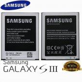 Samsung Galaxy S3 Orjinal Batarya Pil 2100 Mah İ9300