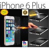 Iphone 6 Plus Ekran Koruyucu Temperli Cam Koruma