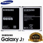 Samsung Galaxy J7 2015 Orjinal Batarya Pil J700 Orjinal