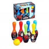 Spider Man Bowling Oyun Seti