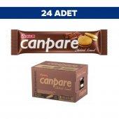 ülker Canpare Çikolatalı Bisküvi 81 Gr X 24