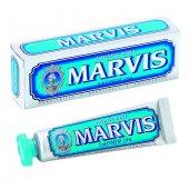 Marvis Aquatic Mint Diş Macunu 25 Ml Mavi