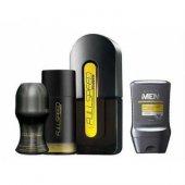 Avon Full Speed Power Edt 75 Ml + Deodorant + Rollon + After Shav