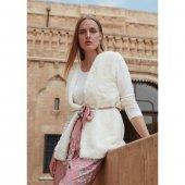 Mıss Loren 1612 Kadın Ev Giyim Hırkalı Takım 3 Lü